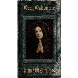 OZZY OSBOURNE - Prince Of Darkness /4cd díszdoboz/ CD