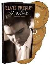 ELVIS PRESLEY - I Believe The Gospel Masters /3cd díszdoboz/ CD
