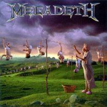 MEGADETH - Youthanasia CD