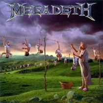 MEGADETH - Youthanasia CD