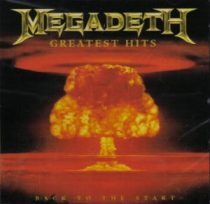 MEGADETH - Greatest Hits / Back To The Start /cd+dvd/ CD