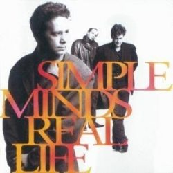 SIMPLE MINDS - Real Life CD