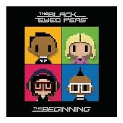 BLACK EYED PEAS - Beginning /deluxe/ CD