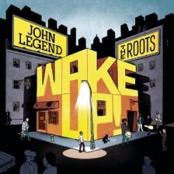 JOHN LEGEND - Wake Up CD