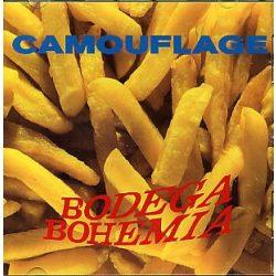 CAMOUFLAGE - Bodega Bohemia CD