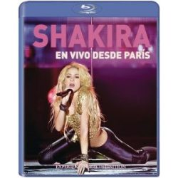 SHAKIRA - Live From Paris /blu-ray/ BRD