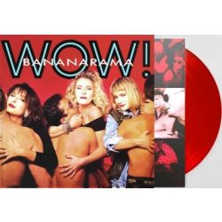 BANANARAMA - Wow / limitált színes vinyl bakelit / LP