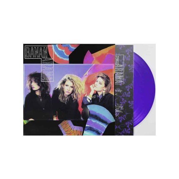 BANANARAMA - Bananarama / limitált színes vinyl bakelit / LP