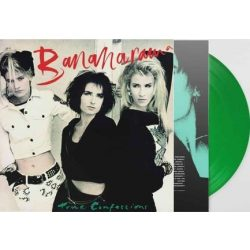 BANANARAMA - True Confessions / limitált színes vinyl bakelit / LP