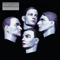 KRAFTWERK - Techno Pop / vinyl bakelit / LP