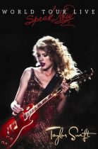 TAYLOR SWIFT - Speak No World Tour Live DVD