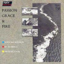 AL DI MEOLA, JOHN MCLAUGHLIN, PACO DE LUCIA - Passion Grace And Fire CD