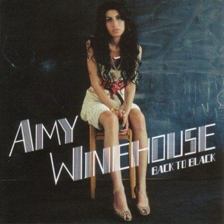 AMY WINEHOUSE - Back To Black / vinyl bakelit / LP