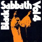 BLACK SABBATH - Vol.4 / vinyl bakelit / LP