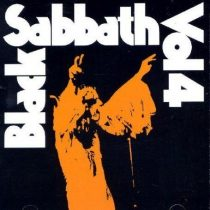 BLACK SABBATH - Vol.4 / vinyl bakelit / LP