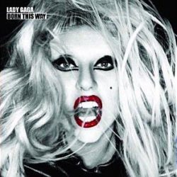 LADY GAGA - Born This Way / vinyl bakelit / 2xLP