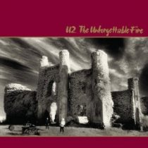 U2 - Unforgettable Fire / vinyl bakelit / LP