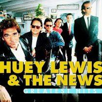 HUEY LEWIS & THE NEWS - Greatest Hits CD