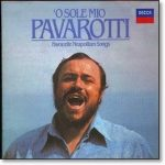 PAVAROTTI - O Sole Mio Napolitan songs CD
