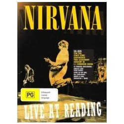 NIRVANA - Live at Reading /deluxe cd+dvd/ DVD