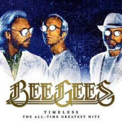 BEE GEES - Timeless All Time Greatest Hits / vinyl bakelit / 2xLP