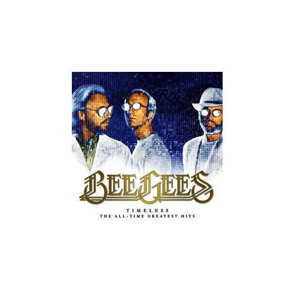 BEE GEES - Timeless All Time Greatest Hits / vinyl bakelit / 2xLP