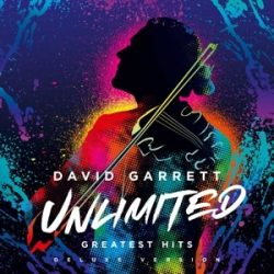 DAVID GARRETT - Unlimited / deluxe / CD