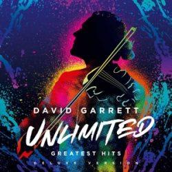 DAVID GARRETT - Unlimited / deluxe  2cd / CD