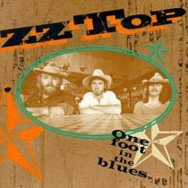 ZZ TOP - One Foot in The Blues CD
