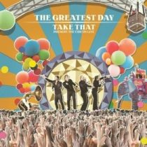 TAKE THAT - The Greatest Day Circus Live / 2cd / CD