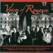 VÁLOGATÁS - Voices Of Romance CD