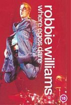 ROBBIE WILLIAMS - Where Egos Dare DVD