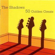 SHADOWS - 50 Golden Greats / 2cd / CD