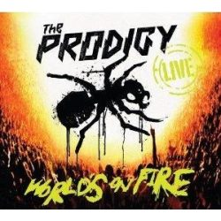 PRODIGY - Worlds On Fire / cd+dvd / CD