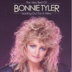 BONNIE TYLER - Holding Out For A Hero Very best Of CD