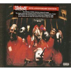 SLIPKNOT - Slipknot /10 Anniversary cd+dvd digipack/ CD