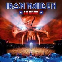 IRON MAIDEN - En Vivo CD
