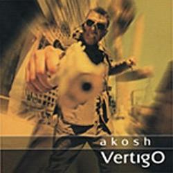 ÁKOS - Vertigo CD
