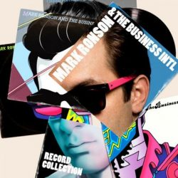 MARK RONSON - Record Collection CD