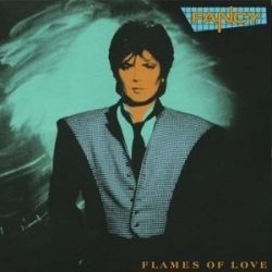 FANCY - Flames Of Love / vinyl bakelit / LP