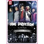 ONE DIRECTION - Up All Night Live Tour DVD