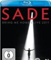 SADE - Bring Me Home Live 2011 / blu-ray / BRD