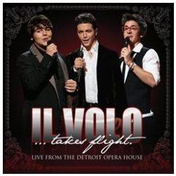 IL VOLO - Il Volo… Takes Flight /cd+dvd/ CD