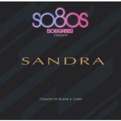 SANDRA - So80s Present Sandra 84-89 / 2cd / CD