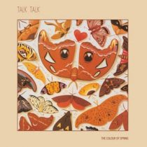 TALK TALK - Colour Of Spring / vinyl bakelit + dvd / LP
