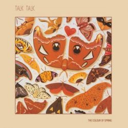 TALK TALK - Colour Of Spring / vinyl bakelit +dvd / LP