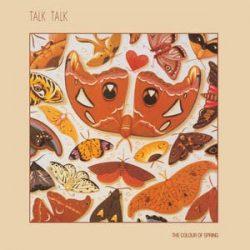 TALK TALK - Colour Of Spring / vinyl bakelit +dvd / LP