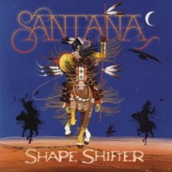 SANTANA - Shape Shifter CD