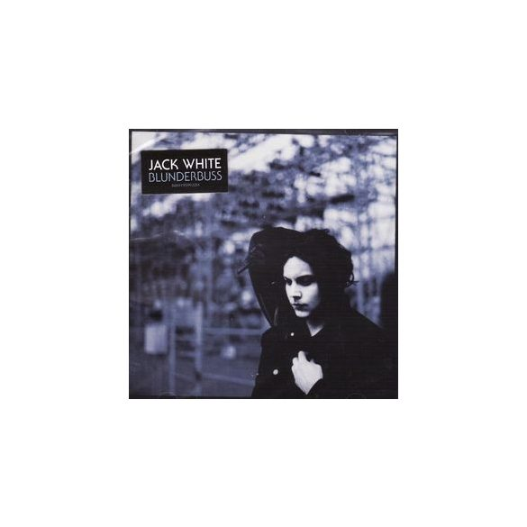 JACK WHITE - Blunderbuss CD
