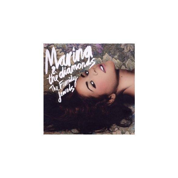 MARINA AND THE DIAMONDS - Family Jewels CD
